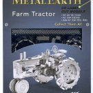 Metal Earth FARM TRACTOR New 3D Puzzle Micro Model