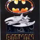 Metal Earth BATMAN 1989 MOVIE BATWING New 3D Puzzle Micro Model