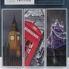Clemontoni LONDON 3 x 500 pc New Jigsaw Puzzle Collection
