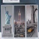 Clemontoni NEW YORK 3 x 500 pc New Jigsaw Puzzle Collection 1500 pcs