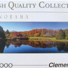 Clemontoni FALL REFLECTIONS IN A POND 1000 pc New Jigsaw Puzzle Silver Springs MD