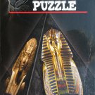 D Toys EGYPTIAN ART II New 3D Pyramid Jigsaw Puzzle 500 pc Egypt Anubis Isis