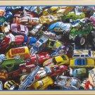 Cobble Hill CRASH 500 pc Jigsaw Puzzle Steve Scheuring