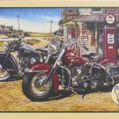 TWO FOR THE ROAD New 1000 pc Jigsaw Puzzle Indian Motorcycles Lance Russwurm