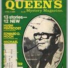 ELLERY QUEEN MYSTERY MAGAZINE April 7 1980 EQMM