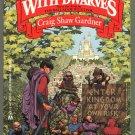 Craig Shaw Gardner A DIFFICULTY WITH DWARFS Ballad of Wuntvor 1 First Printing