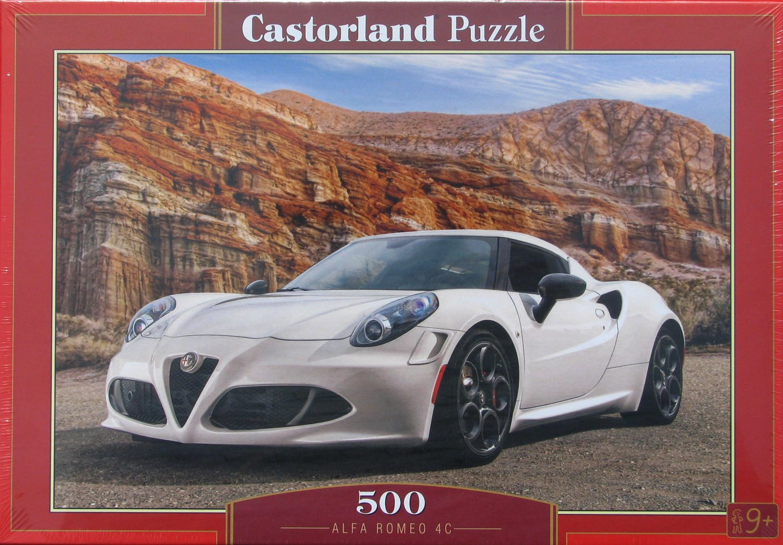 Castorland ALFA ROMEO 4C 500 pc Jigsaw Puzzle