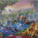 Castorland JUNGLE RIVER 500 pc Jigsaw Puzzle