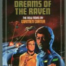 Star Trek 34 DREAMS OF THE RAVEN Carmen Carter First Printing