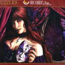 Ricordi MASQUERADE 500 pc Jigsaw Puzzle Scarlet Gothica