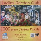 SunsOut LADIES GARDEN CLUB 1000 pc Jigsaw Puzzle Susan Brabeau Panorama