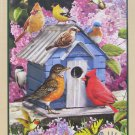 Cobble Hill SPRING BIRDHOUSE 1000 pc Jigsaw Puzzle