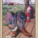 Cobble Hill BOOTS 1000 pc Jigsaw Puzzle Russell Cobane