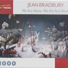 Pomegranate Jean Bradbury WE ARE ALONE WE ARE NOT ALONE 1000 pc Jigsaw Puzzle
