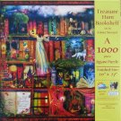 SunsOut Aimee Stewart TREASURE HUNT BOOKSHELF 1000 pc Jigsaw Puzzle