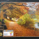 DToys H A Brendekilde A WOODED PATH IN AUTUMN 1000 pc Jigsaw Puzzle