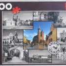 Trefl KRAKOW POLAND COLLAGE 1500 pc Jigsaw Puzzle