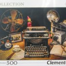 Clemontoni THE TYPEWRITER 500 pc Jigsaw Puzzle