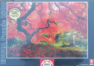 Educa JAPAN GARDEN 3000 pc Jigsaw Puzzle