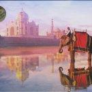 Educa ELEPHANT AT TAJ MAHAL 1000 pc Jigsaw Puzzle