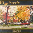 Trefl FALL DAY ST LOUIS SQUARE MONTREAL 1000 pc Jigsaw Puzzle Canada