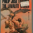 Philip Jose Farmer THE LAVALITE WORLD World of Tiers 1 First Printing Boris