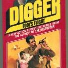 Warren Murphy FOOL'S FLIGHT Digger 2 First Printing