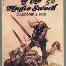 Gardner F Fox KOTHAR OF THE MAGIC SWORD Kothar 2 Jeff Jones First Printing