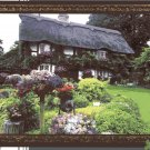 CENTURY THATCHED FARMHOUSE 250 pc Jigsaw Puzzle