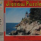 Milton Bradley GUIDING LIGHT Used 500 pc Vtg Jigsaw Puzzle Croxley 4611 1965
