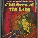E E Doc Smith CHILDREN OF THE LENS Lensman 6 First PB Printing