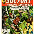 Sgt Fury and His Howling Commandos 106 VFNM 9.0 Marvel Comics January 1973