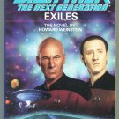 Star Trek TNG 14 EXILES Howard Weinstein Next Generation