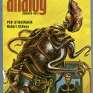 ANALOG Science Fiction Magazine 1970 6 Issue Lot