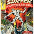 SILVER SURFER 18 NM 9.4 9.6 Marvel Volume 1 Inhumans Stan Lee Jack Kirby 1980