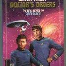 Star Trek 50 DOCTOR'S ORDERS Diane Duane First Printing
