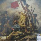 D-Toys Delacroix LIBERTY LEADING THE PEOPLE 1000 pc Jigsaw Puzzle Fine Art