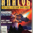 ANALOG Science Fiction Magazine 1995 11 Issue Lot