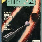 ANALOG Science Fiction Magazine 1987 Complete Year 13 Issue Lot