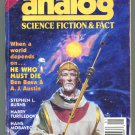 ANALOG Science Fiction Magazine 1992 12 Issue Lot