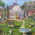 Clemontoni THE CONSERVATORY 1500 pc Jigsaw Puzzle Dominic Davison Gardens New