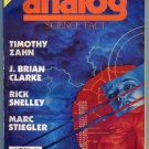ANALOG Science Fiction Magazine 1989 Complete Year13 Issue Lot