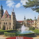 Castorland MOSZNA CASTLE POLAND 1500 pc Jigsaw Puzzle