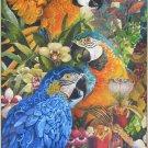 Castorland AMAZON 1000 pc Jigsaw Puzzle Macaw Parrots Birds