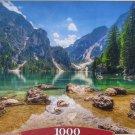Castorland HEAVEN'S LAKE 1000 pc Jigsaw Puzzle Mountain Landscape