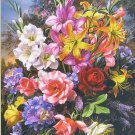 Castorland A VASE OF FLOWERS 1000 pc Jigsaw Puzzle Still Life