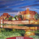 Castorland MALBORK CASTLE POLAND 1000 pc Jigsaw Puzzle