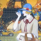 Castorland PARIS STREET 1000 pc Jigsaw Puzzle New