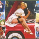 Cobble Hill ROADSIDE ATTRACTIONS 1000 pc Jigsaw Puzzle Gil Elvgren Pinup Art