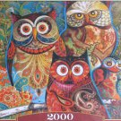 Castorland OWLS 2000 pc Jigsaw Puzzle New